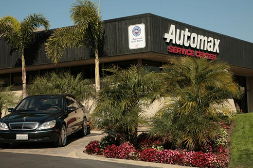 Automax Service Center | Shop Certifications